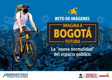 "Reto de Imágenes ""Imagina a Bogotá Futura""."